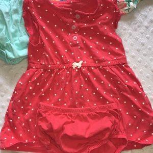Dresses - Super cute infant dresses (set of 3)
